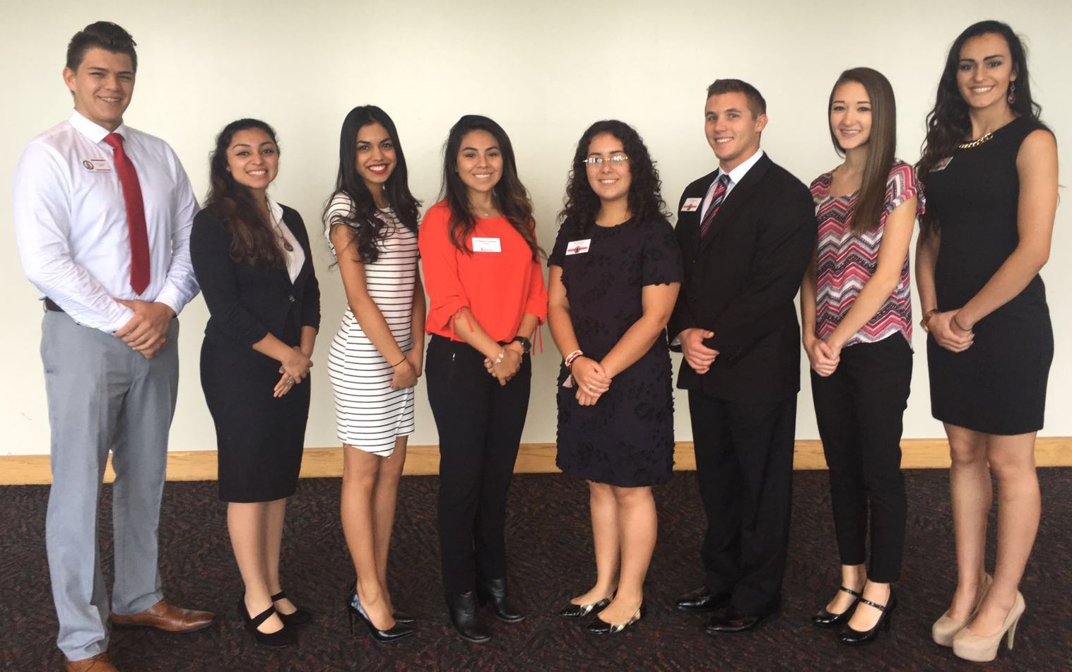 Pre-Pharmacy Named Best Overall Organization at UIW & All Officers Entering Feik in the Fall