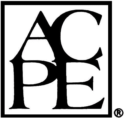 Accreditation Council for Pharmacy Education logo
